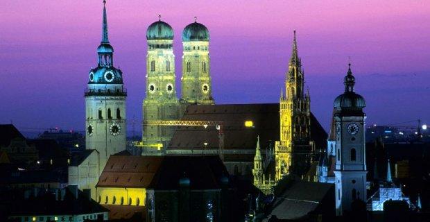 популярний готель у Мюнхені