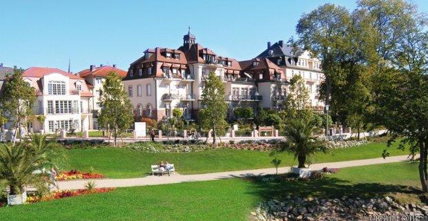 Термальні курорти Німеччини