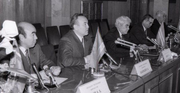 Ашхабадта 1991 жылдың 13